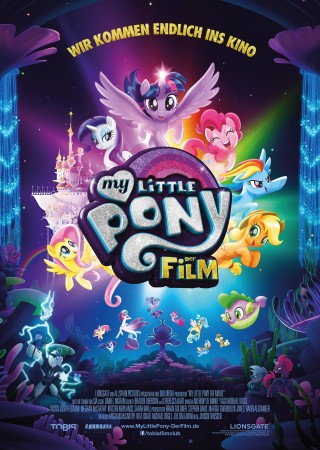My Little PonyDer Film