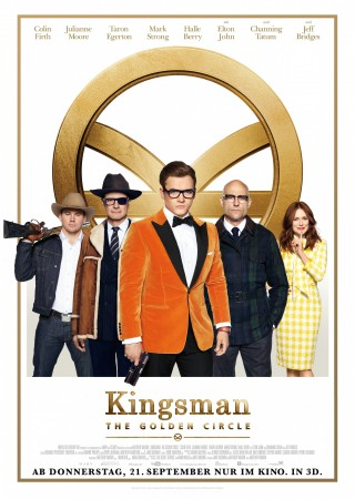 KingsmanThe Golden Circle