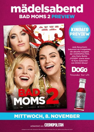 Bad Moms 2Kino & Co. Preview