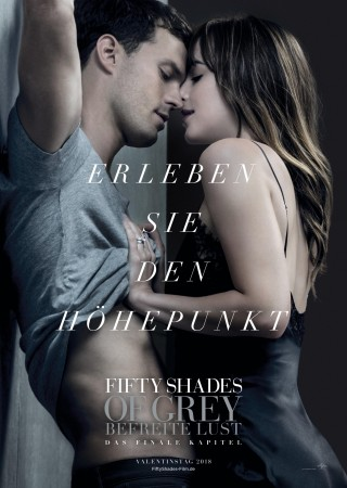 Fifty Shades of GreyBefreite Lust