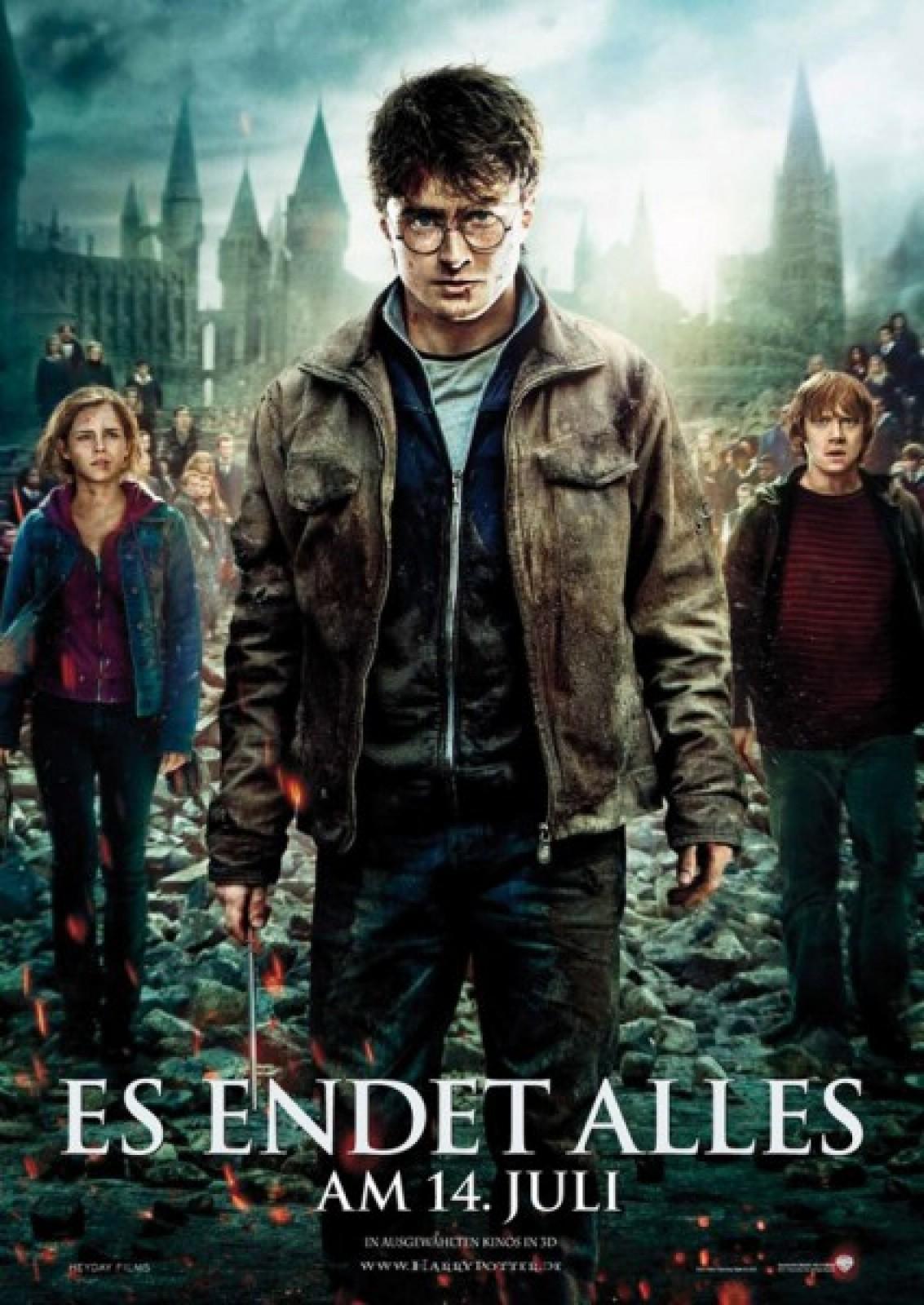 Forum Cinemas Demnachst Harry Potter Und Die Heiligtumer Des Todes Teil 2 Digital 3d