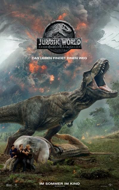 Jurassic World: Das gefallene Königreich*