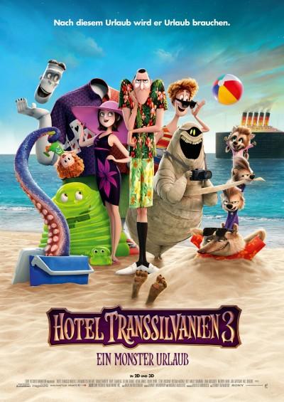 Hotel Transsilvanien 3 - Ein Monster Urlaub*
