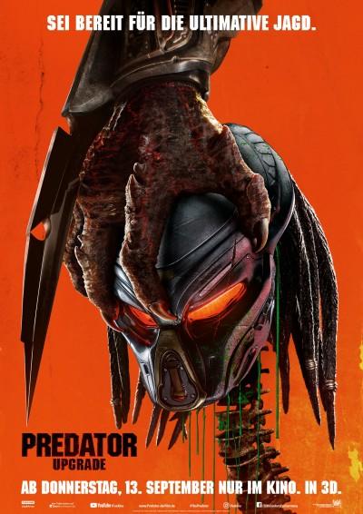 3D: Predator - Upgrade