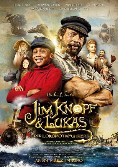 Jim Knopf und Lukas der Lokomotivführer*