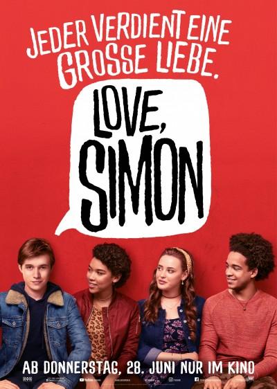 Love, Simon*