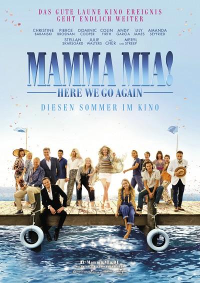 Mamma Mia! Here We Go Again*