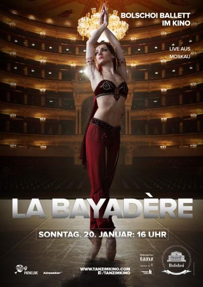 Bolshoi Ballet: La Bayadére