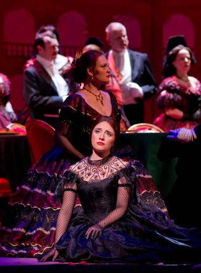 ROH La Traviata (Opera)