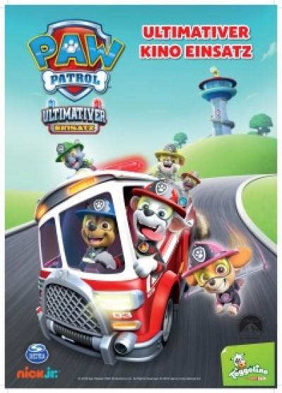 Paw Patrol - Ultimativer Kino Einsatz