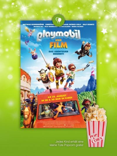 Kids Preview. Playmobil - Der Film