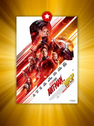 3D: Preview: Ant-Man and the Wasp ATMOS
