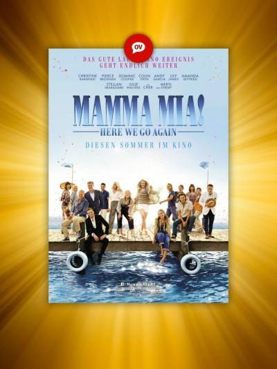 Mamma Mia! Here We Go Again (englische OV)