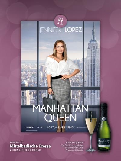 Damenwahl: Manhattan Queen