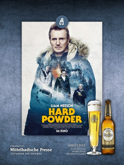 Männersache: Hard Powder
