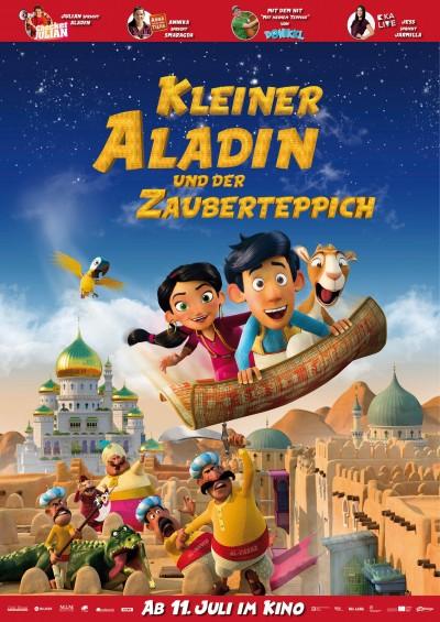 Starbesuch: Kleiner Aladin & der Zauberteppich