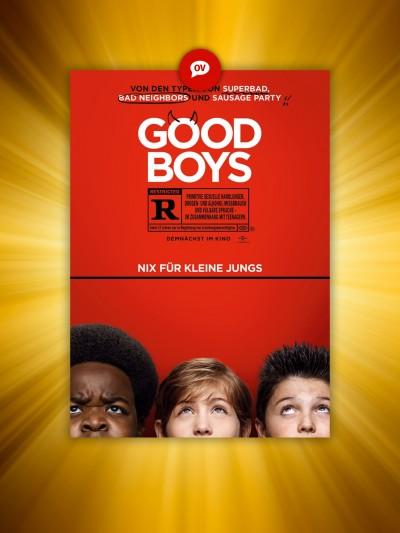 Good Boys (englische OV)
