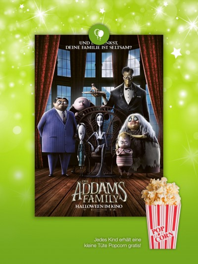 Kids Preview: Die Addams Family