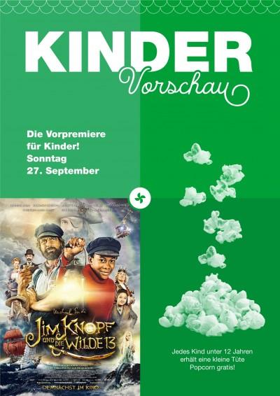 Kids Preview: Jim Knopf und die Wilde 13