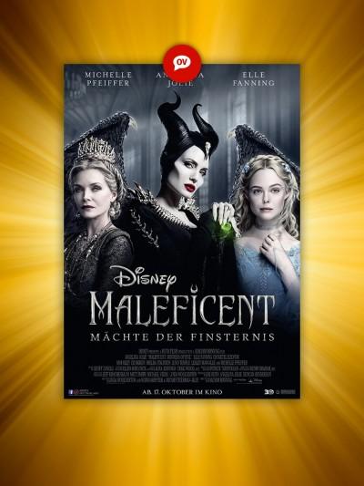 Maleficent - Mächte der Finsternis