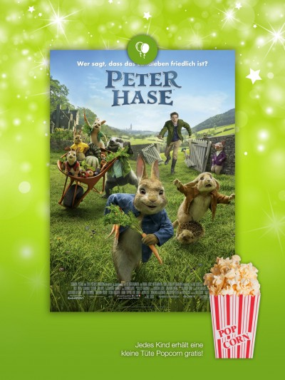 Kids Preview: Peter Hase