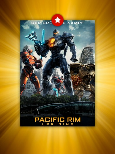 3D: Preview: Pacific Rim: Uprising ATMOS