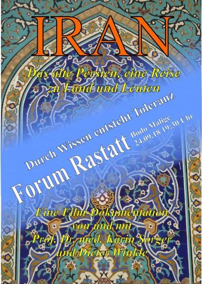 Iran - Das alte Persien, eine Reise zu Land und Leuten